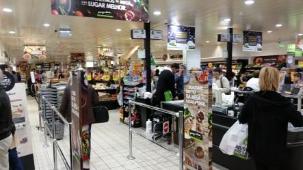 supermarket Pingo Doce