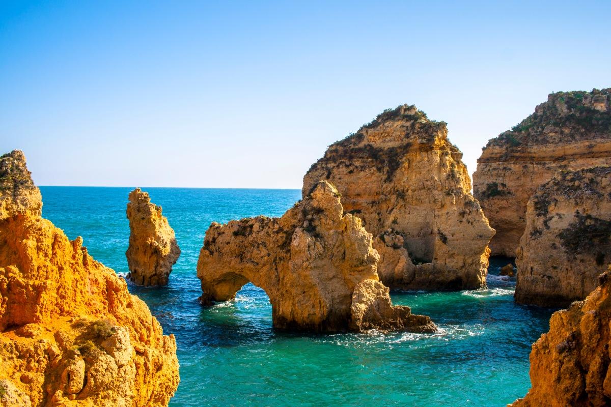 Algarve - trzy dni w Portugalskim Raju ;)