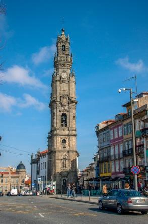 Wieża Igreja e Torre dos Clérigos