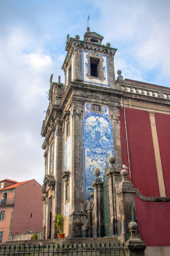 Kościół św. Ildefonsa w Porto (port: Igreja de Santo Ildefonso)