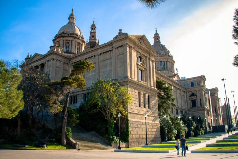Palau Nacional (Pałac Narodowy)